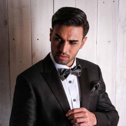 Black Tie | How to not look like a waiter by Hariom's Tailor