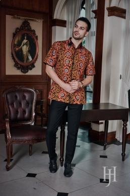 Batik Short Sleeve