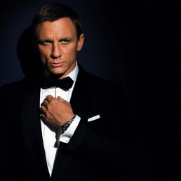 the 007 charisma - get the look - get the attitude